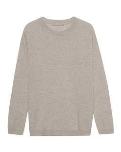 (THE MERCER) N.Y. Crew Neck Beige
