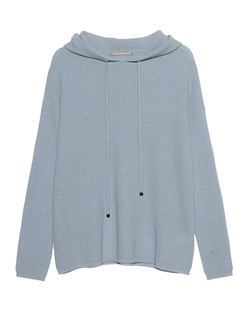 (THE MERCER) N.Y. Cashmere Hood Blue