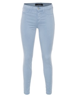 J BRAND 23001 Luxe Sateen Maria Light Blue Fog