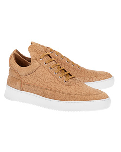 Filling Pieces Low Top Ripple Beige