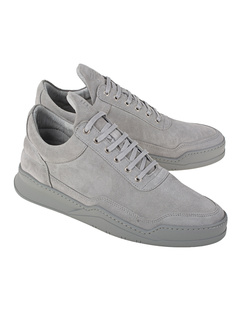 Filling Pieces Low Top Ghost Cement Grey