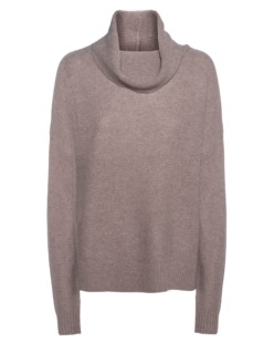 360 SWEATER Brie Almond