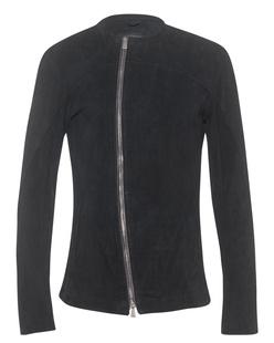 10SEI0OTTO Soft Nubuc Black