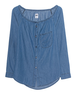 NSF CLOTHING Babette Indigo