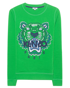 KENZO Tiger Sweat Green