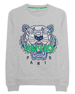KENZO Sweater Tiger Grey