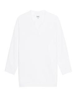 KENZO Sweat Oversize Back White