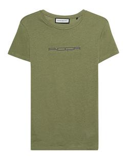 ROQA Label Print Olive