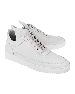 Filling Pieces Low Top Ripple Basic Off White