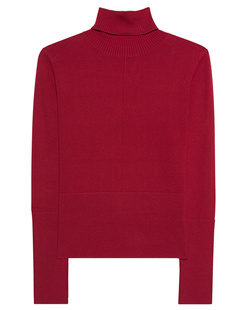 STEFFEN SCHRAUT Turtleneck Knit Slim Red