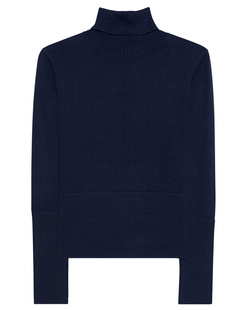STEFFEN SCHRAUT Turtleneck Knit Slim Navy