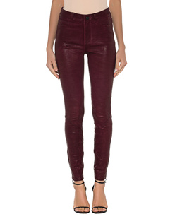 PAIGE Hoxton Stretch Bordeaux