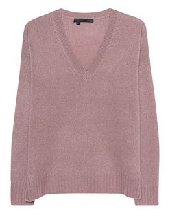 360 SWEATER Violett Rose