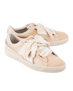 PUMA Basket Heart Up Natural