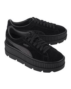 Fenty x Puma by Rihanna Cleated Creeper Suede Black