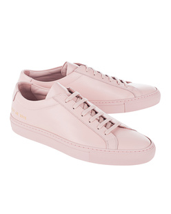 Common Projects Original Achilles Low Blush