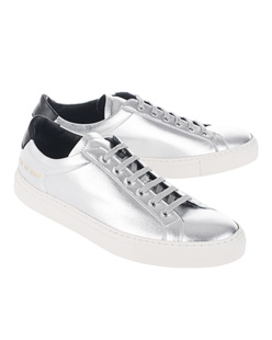 Common Projects Achilles Retro Low Silver