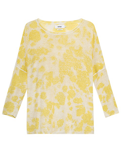 NOTSHY Kali Tie Dye Citron Yellow