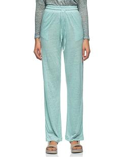 NOTSHY Linen Satine Lagon Turquoise
