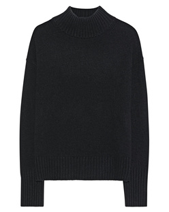 360 SWEATER Turtle Lyla Black