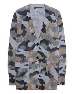 360 Cashmere Brooklyn Camouflage Multicolor