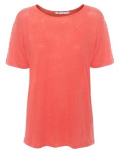 T BY ALEXANDER WANG Burn Oversize Orange