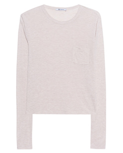 T BY ALEXANDER WANG Classic Cropped Long Rose