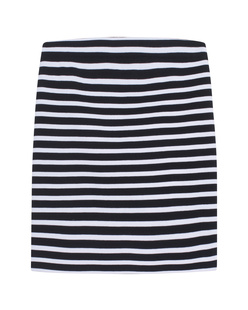 T BY ALEXANDER WANG Pencil Stripe Black White