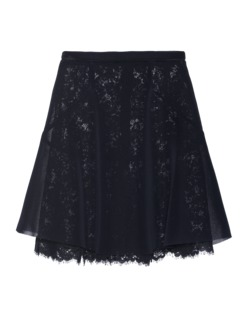 SLY 010 Tulle Lace Black