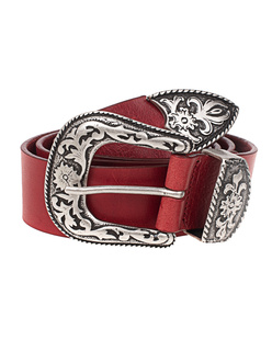 Magda Butrym Belt Red