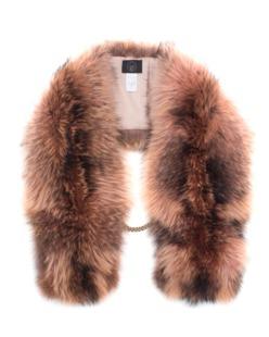 SLY 010 Elegant Fur Acc Brown