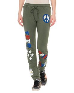LAUREN MOSHI Tiki Vintage Wonder Woman Green