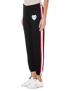 LAUREN MOSHI Lakyn Small Glam Heart Face Black