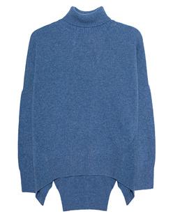 AVANT TOI Turtleneck Knit Blue