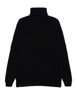 AVANT TOI Turtleneck Oversize Black