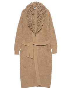 AVANT TOI Knit Wool Alpaca Cashmere Camel