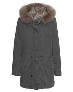 IQ BERLIN Basic Fur Grey