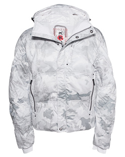 KRU Outdoor Camo White