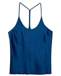 T BY ALEXANDER WANG Racerback Camisole Blue