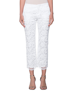 SLY 010 Straight Fit Lace White