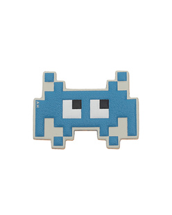 ANYA HINDMARCH Sticker Pixel Character Sea Blue