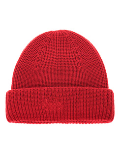 LALA BERLIN Cap Line Red
