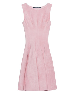ANTONINO VALENTI Adelaide Skater Dress Light Rose