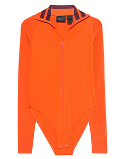 Fenty x Puma by Rihanna Zip Suit Orange