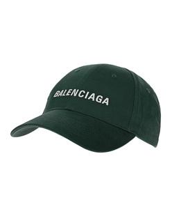 BALENCIAGA Baseball Cap Green