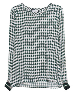 ROQA Houndstooth Green