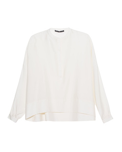 SLY 010 Silky Oversize Off-White