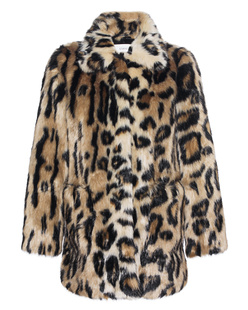 STAND Alexa Faux Fur Natural Leo