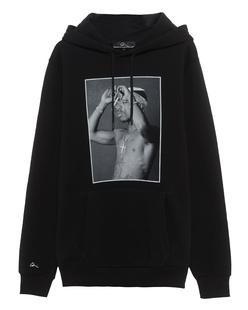 CHI MODU Tupac Oversize Black