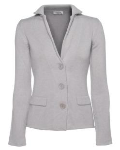 ANNECLAIRE Slim Cashmere Light Grey